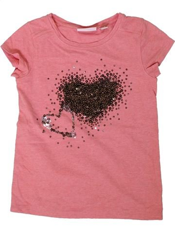Camiseta de manga corta niña NEXT rosa 8 años verano #1305891_1