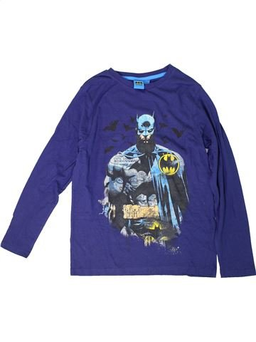 Camiseta de manga larga niño SUPERS HÉROS violeta 13 años invierno #1305903_1