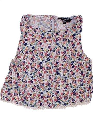 T-shirt sans manches fille NEW LOOK violet 11 ans été #1305933_1