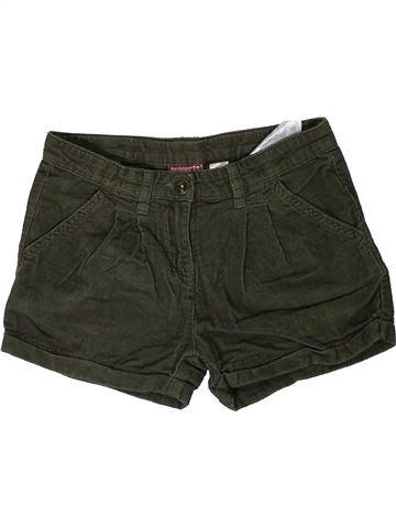 Pantalón corto niña PEPPERTS verde 9 años invierno #1305993_1