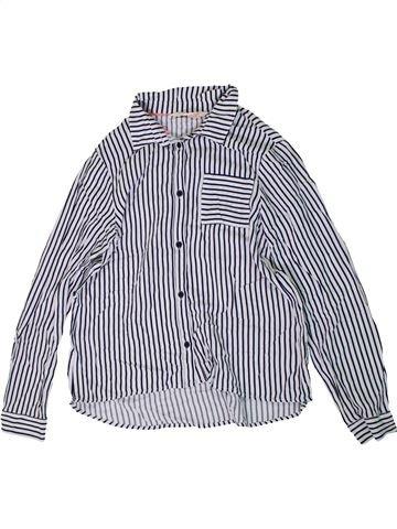 Camisa de manga larga niño H&M blanco 12 años invierno #1306108_1
