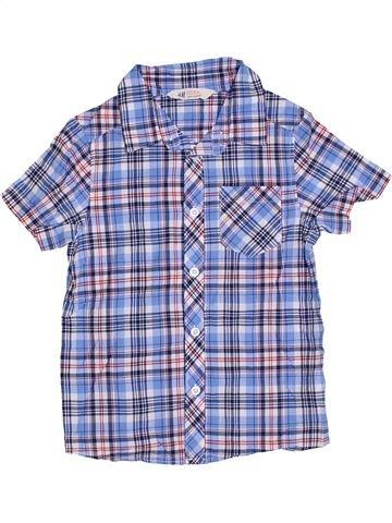 Chemise manches courtes garçon H&M gris 5 ans été #1306166_1
