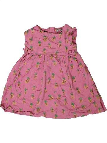 Robe fille NEXT rose 3 ans été #1306175_1