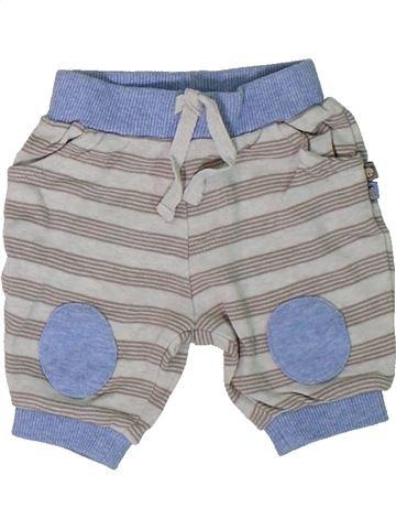 Pantalón niño TU gris 0 meses verano #1306204_1
