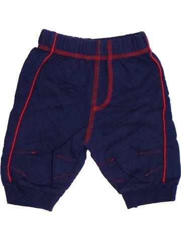 Pantalón niño GEORGE azul 3 meses invierno #1306235_1
