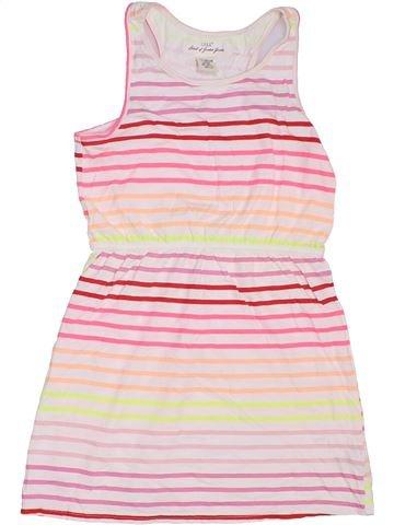 Vestido niña H&M rosa 8 años verano #1306341_1