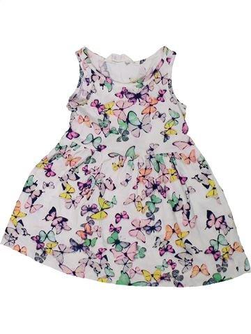 Robe fille H&M rose 4 ans été #1306368_1