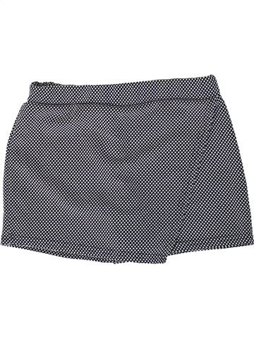 Short - Bermuda fille NEW LOOK gris 11 ans été #1306414_1
