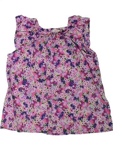 Camisa de manga corta niño H&M violeta 6 años verano #1306457_1