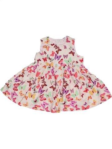 Vestido niña H&M violeta 9 meses verano #1306491_1