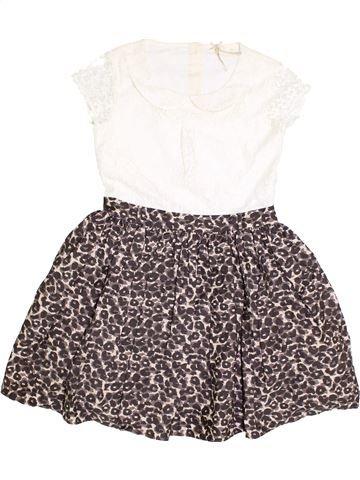 Vestido niña NEXT marrón 10 años verano #1306556_1