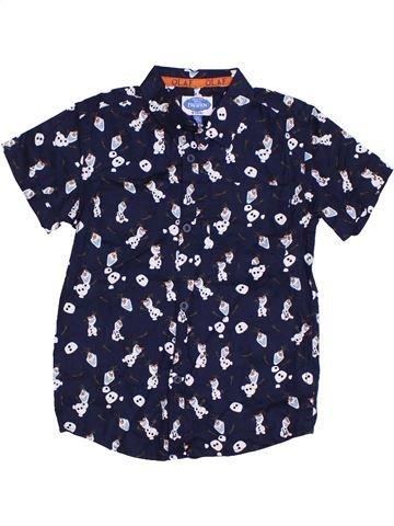 Camisa de manga corta niño DISNEY azul 7 años verano #1306578_1