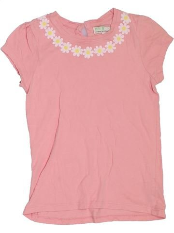 Camiseta de manga corta niña BHS rosa 8 años verano #1306689_1