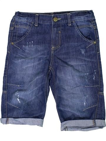 Pantalón corto niño F&F azul 10 años verano #1306748_1