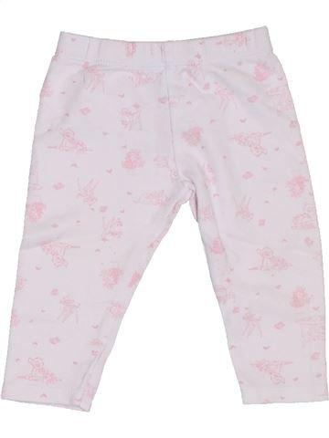 Legging niña DISNEY blanco 9 meses verano #1306765_1