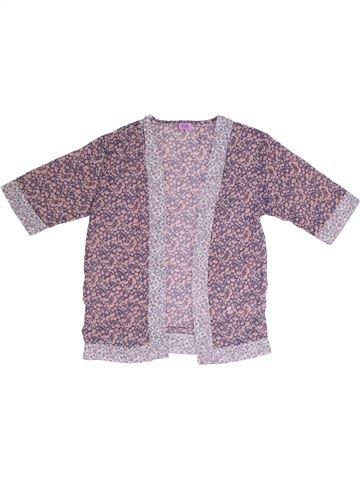 Chaleco niña F&F violeta 10 años verano #1306784_1