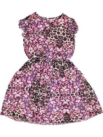 Robe fille M&CO violet 10 ans été #1306840_1
