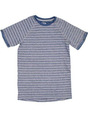 Camiseta de manga corta niño TU gris 12 años verano #1307021_1
