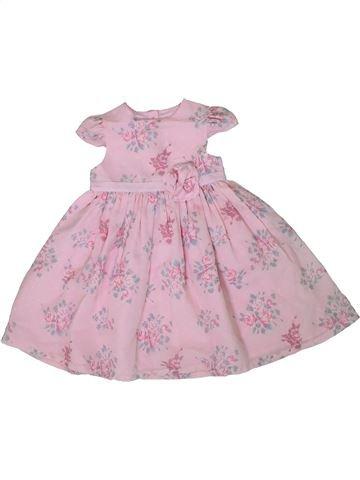 Robe fille GEORGE rose 2 ans été #1307052_1
