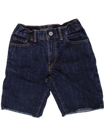 Short - Bermuda garçon GAP bleu 7 ans été #1307070_1