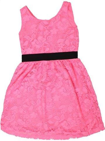 Vestido niña H&M rosa 12 años verano #1307169_1