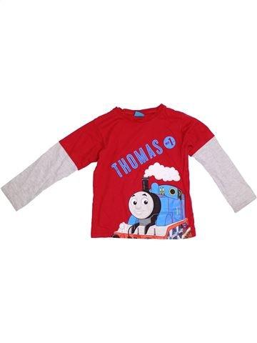 Camiseta de manga larga niño THOMAS ET SES AMIS blanco 7 años invierno #1307188_1