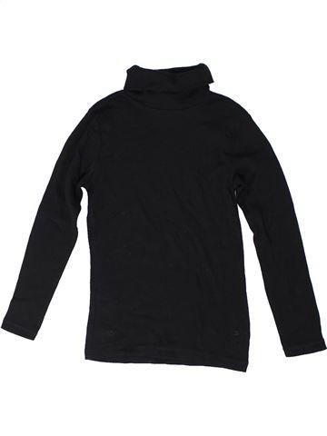 Camiseta de cuello alto unisex H&M negro 6 años invierno #1307294_1