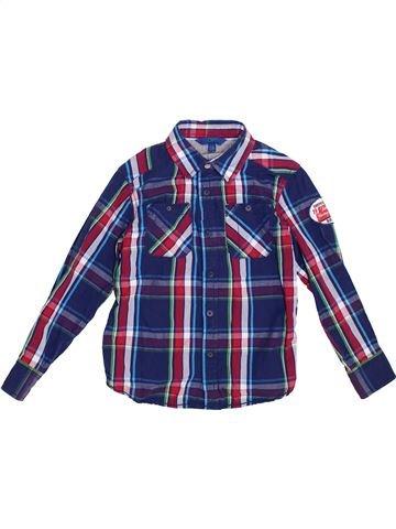 Camisa de manga larga niño OVS azul 6 años invierno #1307321_1