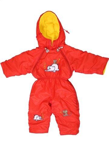Mono-polar niño SANS MARQUE naranja 18 meses invierno #1307592_1