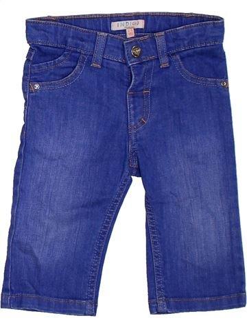 Tejano-Vaquero niña MARKS & SPENCER azul 3 años invierno #1307671_1