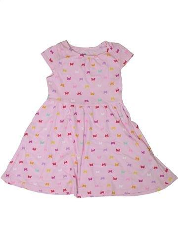 Vestido niña H&M rosa 4 años verano #1307691_1