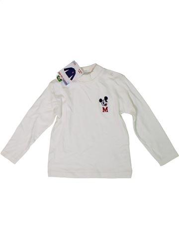 Camiseta de cuello alto niño DISNEY blanco 2 años invierno #1307746_1