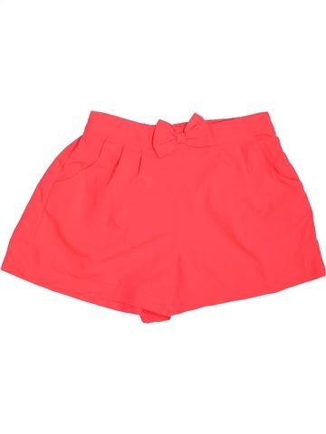 Short-Bermudas niña BLUEZOO rosa 11 años verano #1307817_1