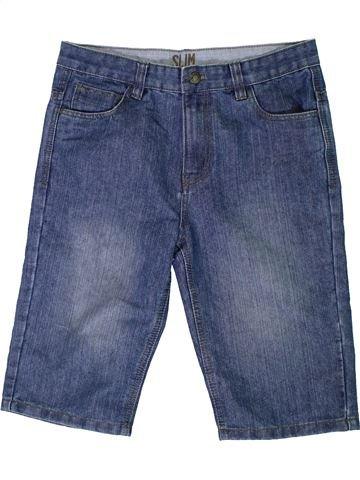 Short - Bermuda garçon PRIMARK bleu 13 ans été #1307871_1