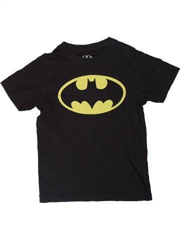 Camiseta de manga corta niño TU negro 6 años verano #1307967_1