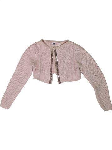 Bolero niña H&M rosa 6 años invierno #1308111_1