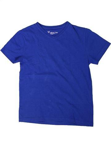 Camiseta de manga corta niño GEMO azul 10 años verano #1308123_1
