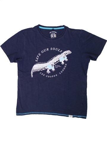Camiseta de manga corta niño LEE COOPER azul 14 años verano #1308325_1
