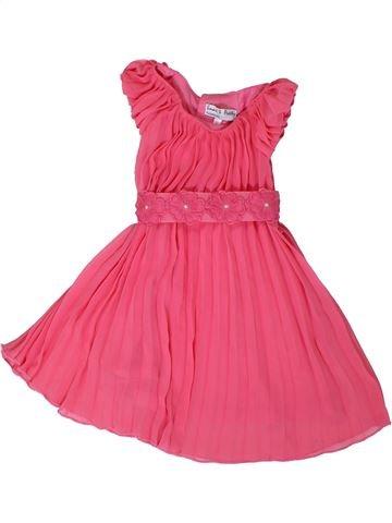 Vestido niña C&A rosa 3 años verano #1308448_1