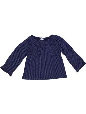 Camiseta de manga larga niña BOUT'CHOU azul 3 años invierno #1308465_1