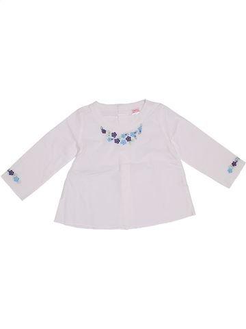 Camisa de manga larga niño LA REDOUTE CRÉATION blanco 2 años invierno #1308488_1