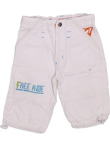 Pantalón corto niño ORCHESTRA blanco 2 años verano #1308523_1