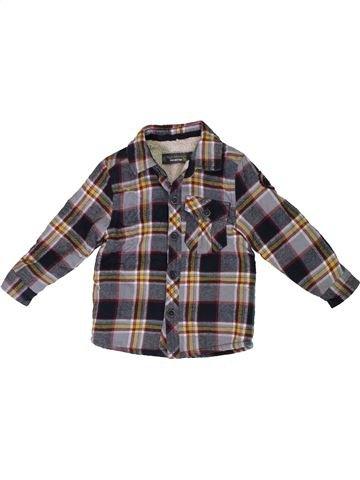 Camisa de manga larga niño ORCHESTRA gris 2 años invierno #1308654_1