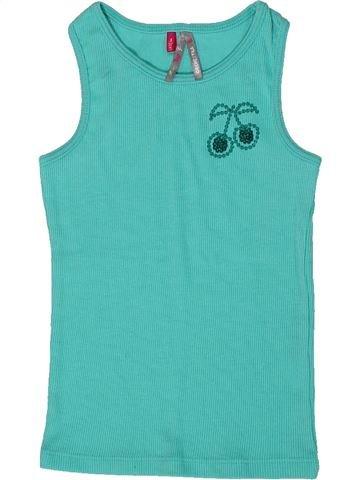 T-shirt sans manches fille ORCHESTRA bleu 3 ans été #1308704_1