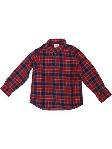 Camisa de manga larga niño TAPE À L'OEIL violeta 3 años invierno #1308788_1