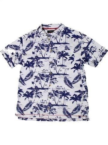 Camisa de manga corta niño RIVER ISLAND gris 11 años verano #1308827_1