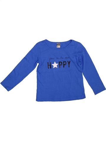 Camiseta de manga larga niña TAPE À L'OEIL azul 5 años invierno #1308935_1