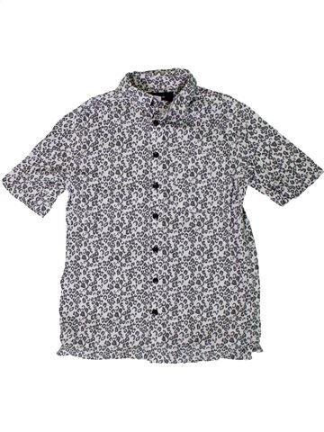 Camisa de manga corta niño RIVER ISLAND gris 5 años verano #1308962_1
