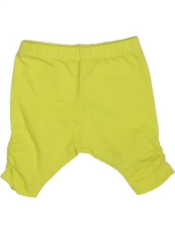 Short-Bermudas niño MINI CLUB verde 9 meses verano #1309101_1