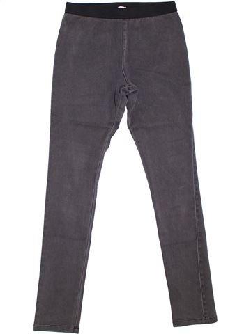 Legging niña MONOPRIX gris 14 años invierno #1309152_1